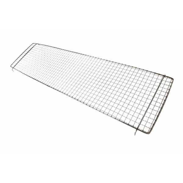 Party Griller 8 x 32 Inches Stainless Steel Mesh Grill Grate